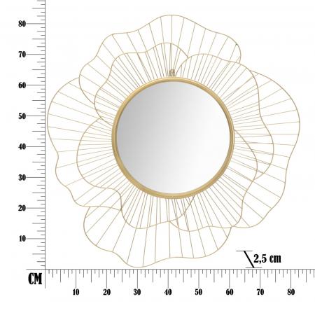 Oglinda de perete FLOT, 82X2.5 cm, Mauro Ferretti5