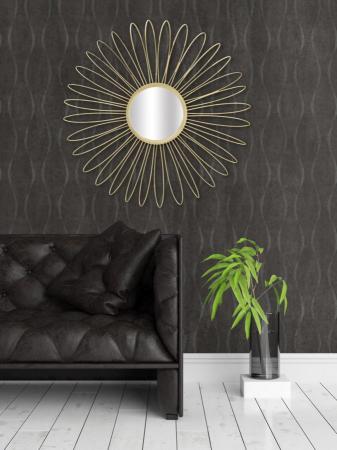 Oglinda de perete GLAM DAISY, 92X9 cm, Mauro Ferretti6