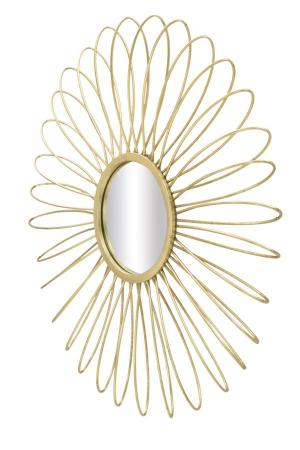 Oglinda de perete GLAM DAISY, 92X9 cm, Mauro Ferretti2