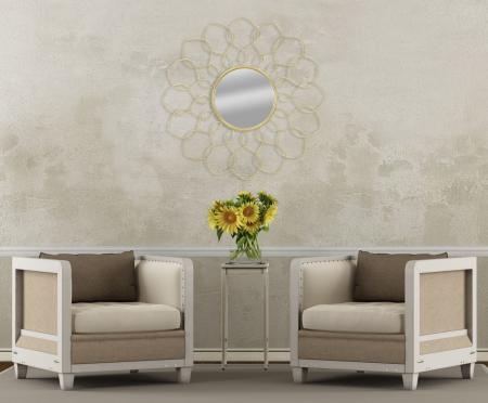 Oglinda de perete GLAM GIRG, 90X5 cm, Mauro Ferretti6