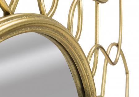 Oglinda de perete GLAM GIRG, 90X5 cm, Mauro Ferretti5