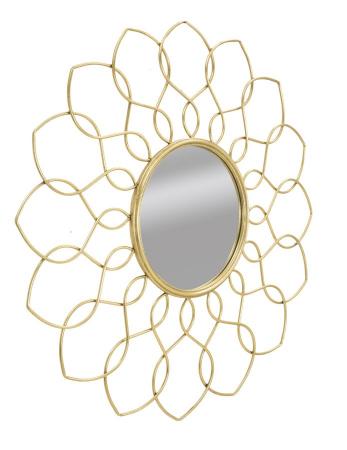 Oglinda de perete GLAM GIRG, 90X5 cm, Mauro Ferretti1