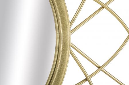 Oglinda de perete GLAM ISRA, 81.5X4 cm, Mauro Ferretti3