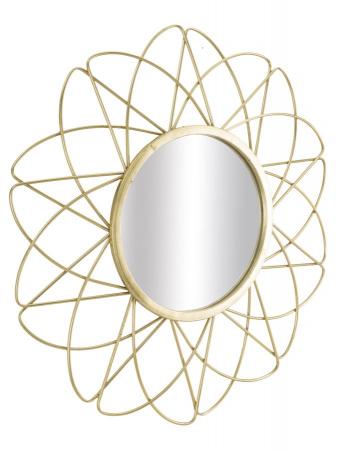 Oglinda de perete GLAM ISRA, 81.5X4 cm, Mauro Ferretti1