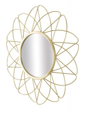 Oglinda de perete GLAM ISRA, 81.5X4 cm, Mauro Ferretti2