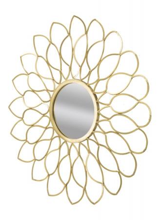 Oglinda de perete GLAM MARGERITE, 97X5 cm, Mauro Ferretti 2