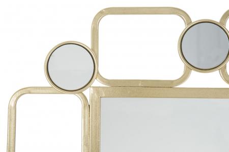 Oglinda de perete GLOSH, 71X2X102 cm, Mauro Ferretti1