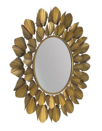 Oglinda de perete GOLDY, 78.5X5 cm, Mauro Ferretti3