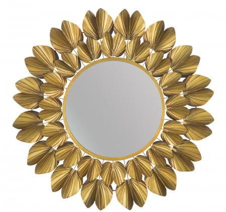 Oglinda de perete GOLDY, 78.5X5 cm, Mauro Ferretti0