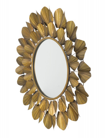 Oglinda de perete GOLDY, 78.5X5 cm, Mauro Ferretti5