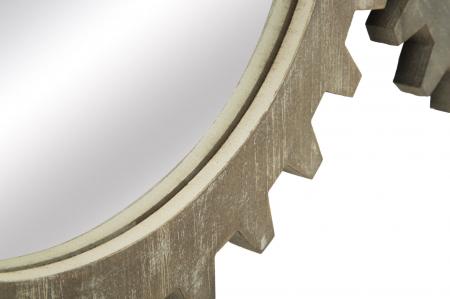 Oglinda de perete INGRANAGGIO, 137X3X73.50 CM, Mauro Ferretti4