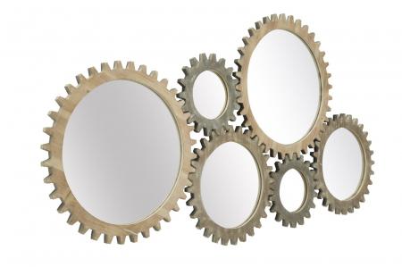 Oglinda de perete INGRANAGGIO, 137X3X73.50 CM, Mauro Ferretti1