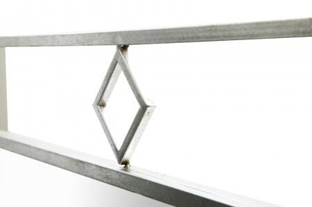 Oglinda de perete OSLO, 80X2.5X100 cm, Mauro Ferretti3
