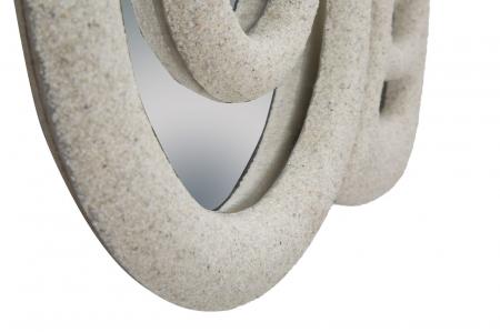 Oglinda de perete SHELL, 32.5X2X27.5 cm, Mauro Ferretti [5]