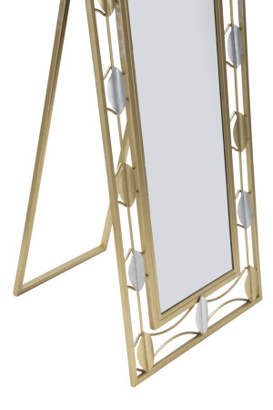 Oglinda de podea GLAM LEAF, 50X3X170 cm, Mauro Ferretti3