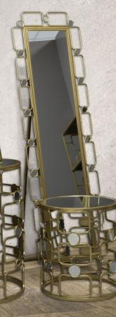 Oglinda de podea GLOSH, 50X3X170 cm, Mauro Ferretti8