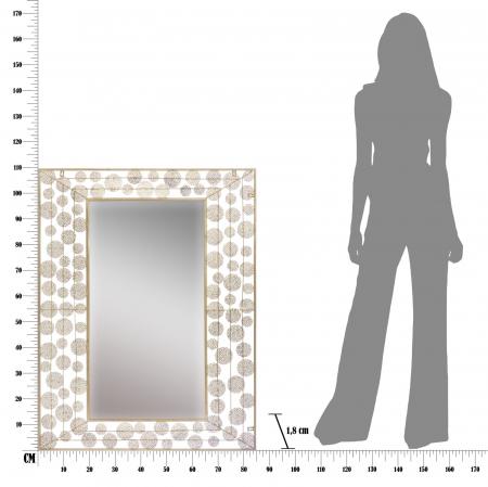 Oglinda DISH GLAM (cm) 85X1,8X1107