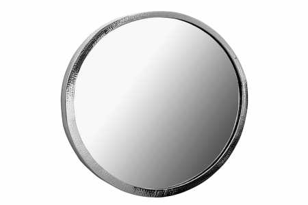 Oglinda DUCHESSE, metal/nichel, 31 cm