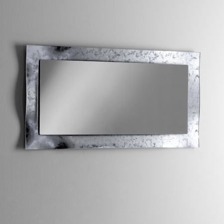 Oglinda ELE, Sticla/Abs, Gri, 65x3x120 cm1