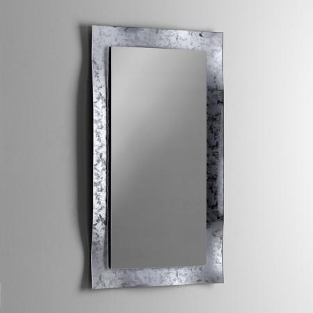 Oglinda ELE, Sticla/Abs, Gri, 65x3x120 cm0
