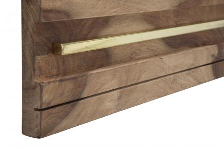 Oglinda ELEGANT, lemn masiv sheesham, 120X3X73 cm, Mauro Ferretti4