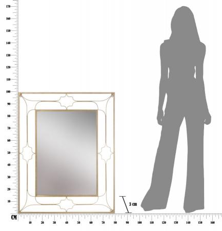 Oglinda GLAM BALCONY NEW (cm) 80X3X1005