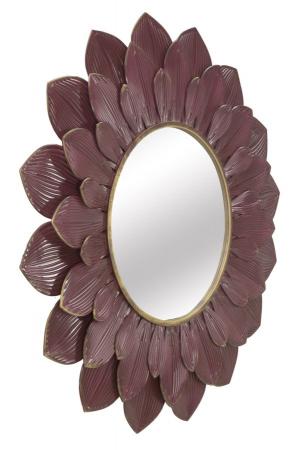Oglinda GLAM BORDEAUX (cm) Ø 100X4,51