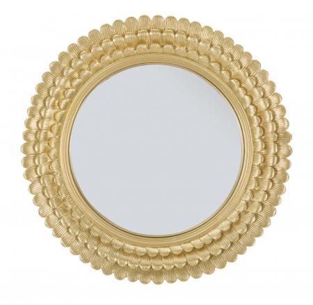 Oglinda GLAM LAMIN (cm) Ø 43X1,8 [0]