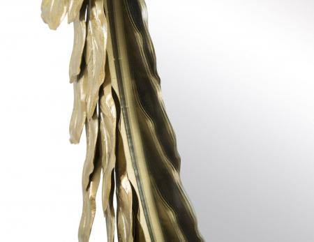 Oglinda GLAM PETAL (cm) Ø 73X54