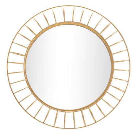 Oglinda GLAM RING CM Ø 81X8,9 (oglinda CM Ø 55), Mauro Ferretti4