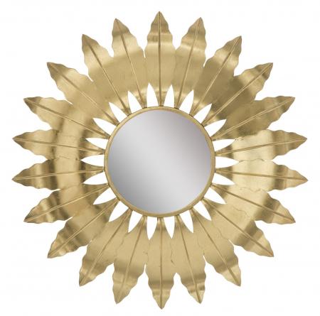 Oglinda LEAF GLAM (cm) Ø 98X 50