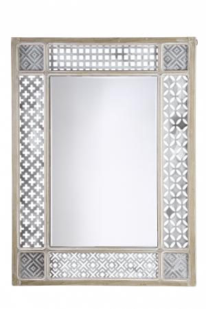Oglinda MAGHREB, MDF/sticla, 60X4X80cm1