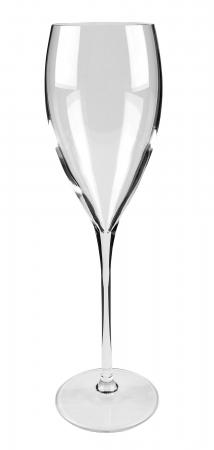 Pahar pentru sampanie SALVADOR, sticla, 26x7.3 cm0