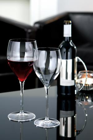 Pahar pentru vin SALVADOR, sticla, 26x10.3 cm3