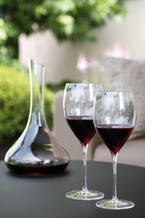 Pahar pentru vin SALVADOR, sticla, 26x10.3 cm2