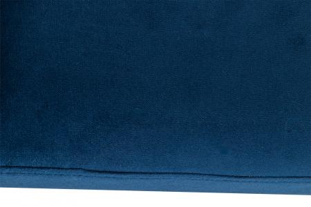 Pat de zi Diana, Albastru petrol, 185x40x75 cm6