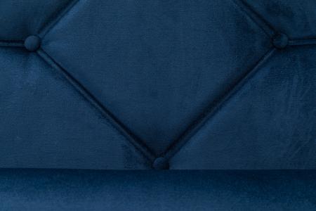 Pat de zi Diana, Albastru petrol, 185x40x75 cm5
