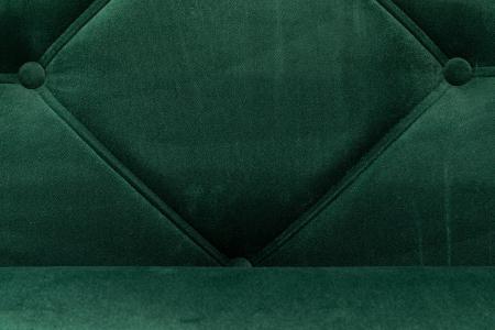 Pat de zi Diana, Verde inchis, 185x40x75 cm5