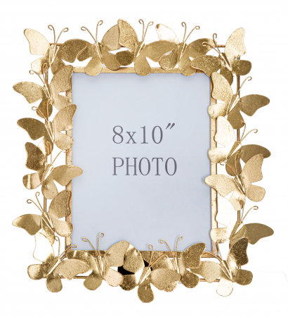 Rama foto BUTTERFLY GLAM CM 35X15X38 (dimensiune foto CM 20X25), Mauro Ferretti [4]