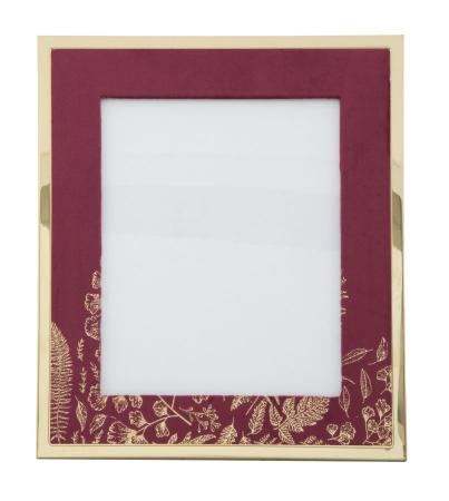 Rama foto GLAM, bordeaux, 20X25 cm, Mauro Ferretti 1