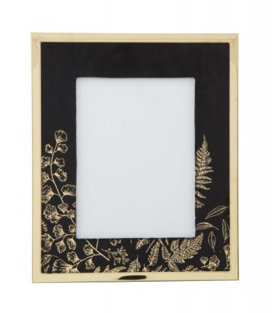 Rama foto GLAM, negru, 15X20 cm, Mauro Ferretti 1