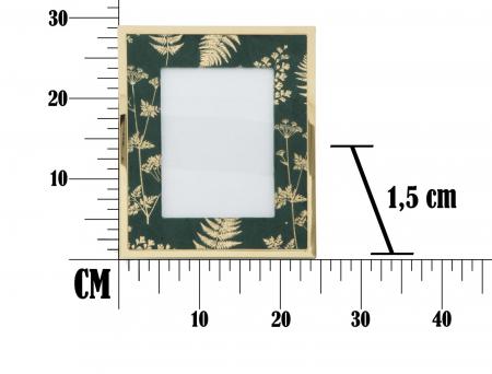 Rama foto GLAM Verde CM 24X1,5X29 (INSIDE SIZE CM 15X20)  [5]