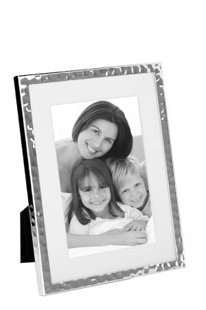 Rama foto MILAN, metal placat cu argint/sticla, 21 x 16 x 1.5  cm, Fink [0]