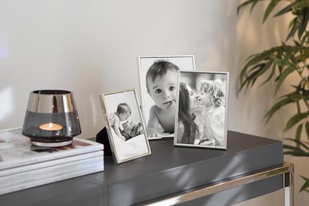 Rama foto NIKO, placata cu argint, 18.3x13.2 cm1