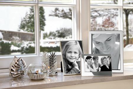 Rama foto NIKO, placata cu argint, 13.3x9.4 cm1