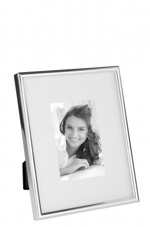 Rama foto TAJO, placata cu argint, 10X15, Fink [0]