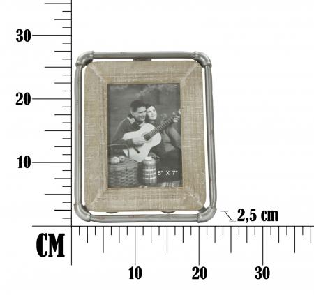Rama foto TUBE, 12.5X17.5 cm, Mauro Ferretti9