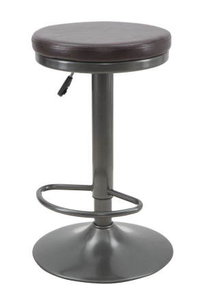 Scaun ajustabil pe inaltime ROUND Ø (cm) 38X60-826