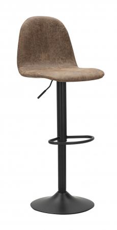 Scaun de bar ajustabil  BERLIN -B-CM 41X50X90-112 (inaltime sezut  CM 60X81)      , Mauro Ferretti [5]