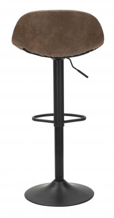 Scaun de bar ajustabil  BERLIN -C- CM 46X40X80-102 (inaltime sezut  CM 61-82), Mauro Ferretti [1]